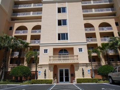 New Smyrna Beach Condo/Townhouse For Sale: 261 Minorca Beach Way #805