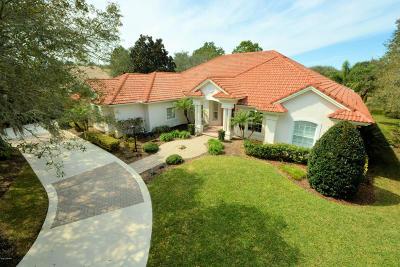Hammock Dunes Single Family Home For Sale: 9 Via Marino