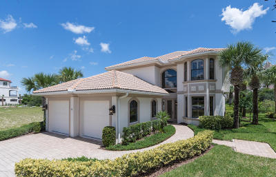 Hammock Dunes Single Family Home For Sale: 16 Northshore Drive