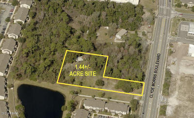 Volusia County Residential Lots & Land For Sale: 3690 S Clyde Morris Boulevard
