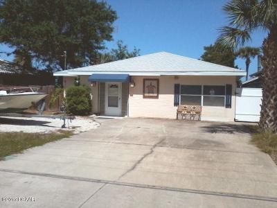 Port Orange Single Family Home For Sale: 5947 Riverside Drive