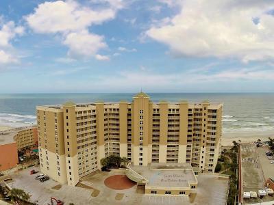 Daytona Beach Shores Condo/Townhouse For Sale: 2403 S Atlantic Avenue #902