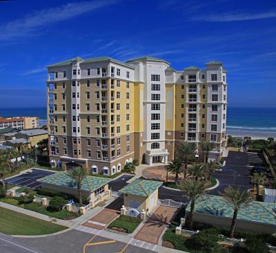 New Smyrna Beach Condo/Townhouse For Sale: 4071 S Atlantic Avenue #502