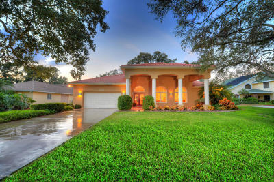 Spruce Creek Fly In Single Family Home For Sale: 1869 Spruce Creek Boulevard