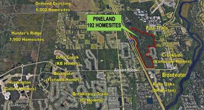 Residential Lots & Land For Sale: Pineland Trail