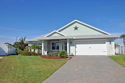 New Smyrna Beach Single Family Home For Sale: 6 Esther Ct