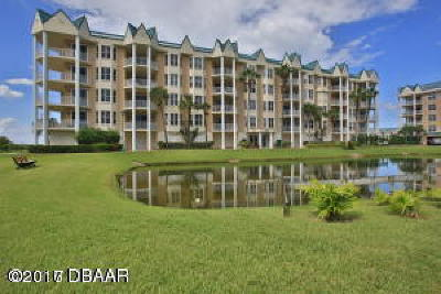 Ponce Inlet, South Daytona, Wilbur-by-the-sea Condo/Townhouse For Sale: 4630 Harbour Village Boulevard #1202