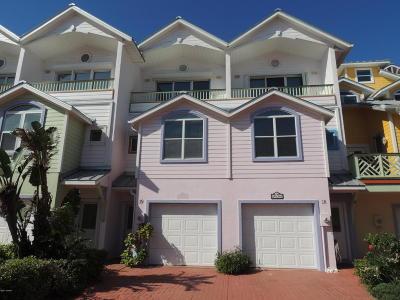 Ormond Beach Condo/Townhouse For Sale: 3000 Ocean Shore Boulevard #19
