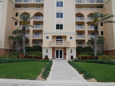 New Smyrna Beach Condo/Townhouse For Sale: 253 Minorca Beach Way #901