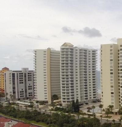Daytona Beach Shores Condo/Townhouse For Sale: 2937 S Atlantic Avenue #509