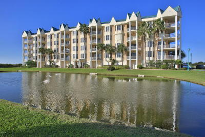 Ponce Inlet Condo/Townhouse For Sale: 4630 Harbour Village Boulevard #1501