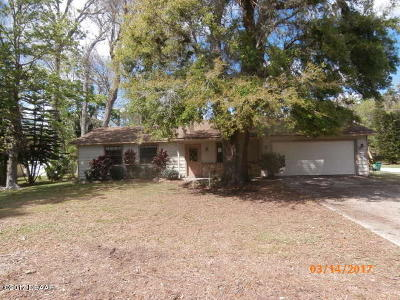 Volusia County Single Family Home For Sale: 634 10th Street