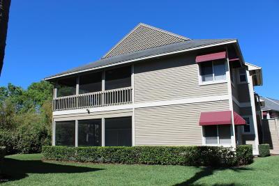 Plantation Bay Condo/Townhouse For Sale: 43 S Magnolia Drive