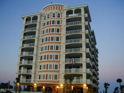 Ormond Beach Condo/Townhouse For Sale: 1425 Ocean Shore Boulevard #401