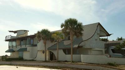 New Smyrna Beach Single Family Home For Sale: 1659 N Atlantic Avenue