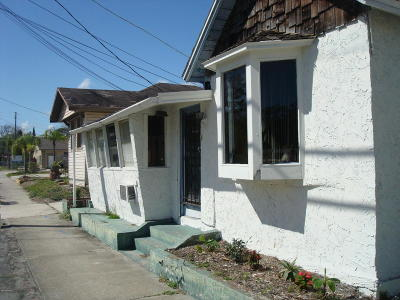Volusia County Multi Family Home For Sale: 5034 S Ridgewood Avenue