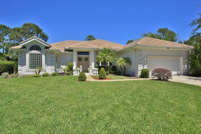 Plantation Bay Single Family Home For Sale: 802 Millstream Lane