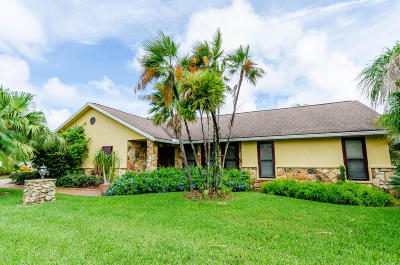 Daytona Beach Single Family Home For Sale: 750 Pelican Bay Drive