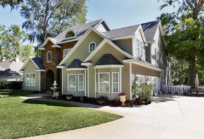 Flagler Beach Single Family Home For Sale: 46 Audubon Lane