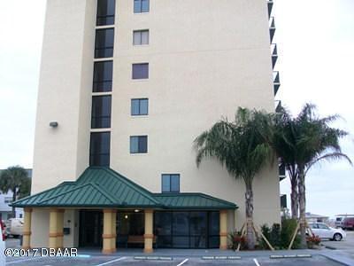 Daytona Beach Shores Condo/Townhouse For Sale: 3647 S Atlantic Avenue #5B