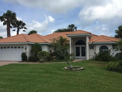 Ponce Inlet Single Family Home For Sale: 48 Pompano Drive