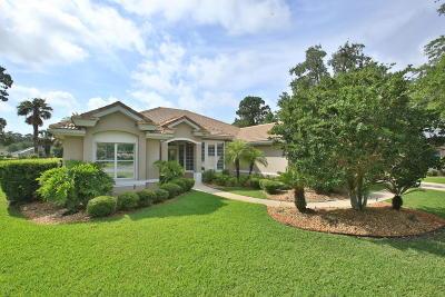 Plantation Bay Single Family Home For Sale: 805 Arbor Glen Court