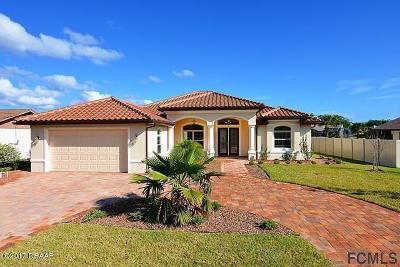 Palm Coast Single Family Home For Sale: 51 Collingwood