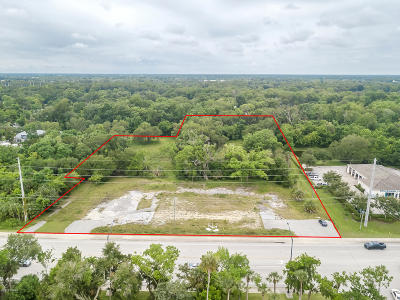 Port Orange Residential Lots & Land For Sale: 3704 S Nova Road