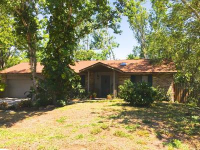 Volusia County Single Family Home For Sale: 85 Bluebird Lane