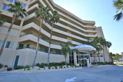 Ponce Inlet, South Daytona, Wilbur-by-the-sea Condo/Townhouse For Sale: 4651 S Atlantic Avenue #9701