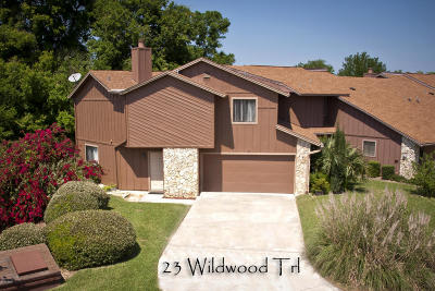 Trails Single Family Home For Sale: 23 Wildwood Trail