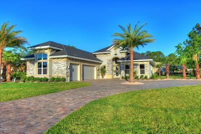 Plantation Bay Single Family Home For Sale: 5 Magnolia Lane