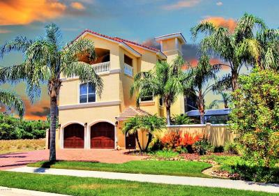 Ormond Beach Single Family Home For Sale: 3729 Egret Dunes Drive