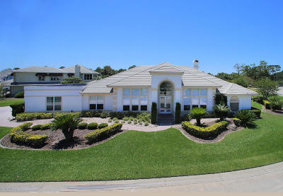 Plantation Bay Single Family Home For Sale: 62 Bay Pointe Drive