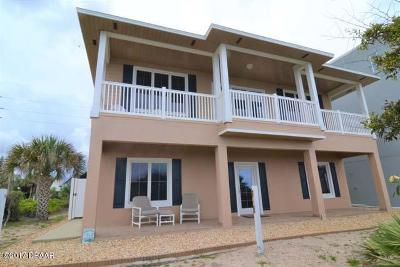 Flagler Beach Single Family Home For Sale: 2708 S Ocean Shore Boulevard