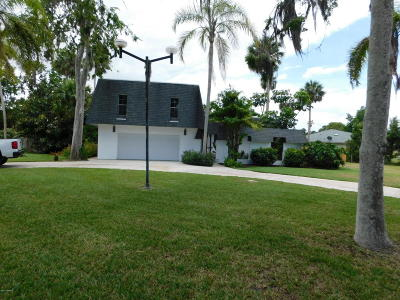 South Daytona Single Family Home For Sale: 801 Carey Drive