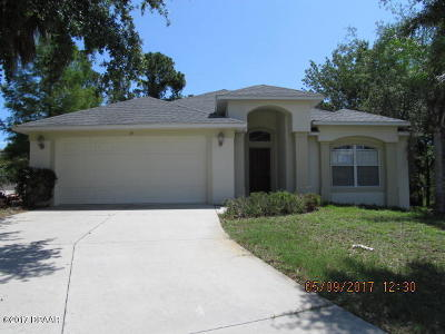 Ormond Lakes Single Family Home For Sale: 15 Old Creek Circle