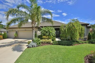 Plantation Bay Single Family Home For Sale: 1016 Lake Bridge Drive