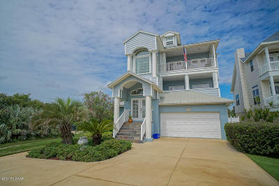 Flagler Beach Single Family Home For Sale: 3298 N Ocean Shore Boulevard