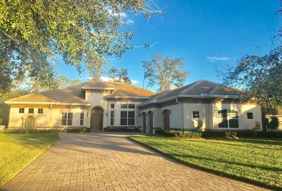 Ormond Lakes Single Family Home For Sale: 8 Old McDuffie Circle