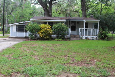 Volusia County Single Family Home For Sale: 884 Nixon Lane
