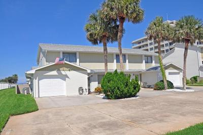 New Smyrna Beach Attached For Sale: 4203 S Atlantic Avenue #C1 & C2