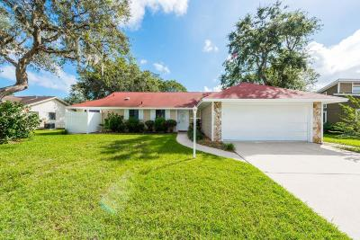 Port Orange Single Family Home For Sale: 356 Bent Oak Drive