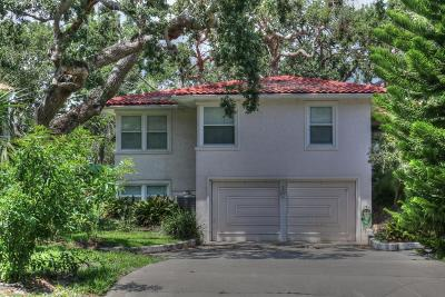 Daytona Beach Single Family Home For Sale: 2420 Dodge Drive
