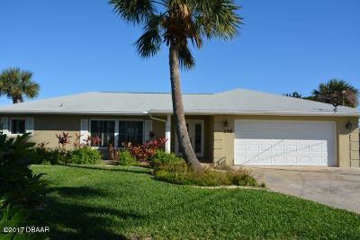 Flagler Beach Single Family Home For Sale: 346 N 11th Street