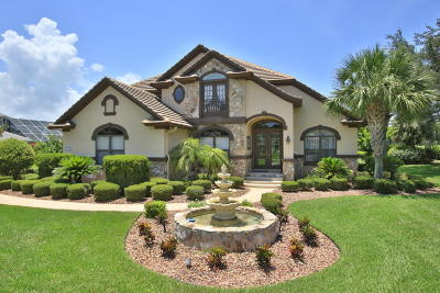 Plantation Bay Single Family Home For Sale: 1112 Oxbridge Lane