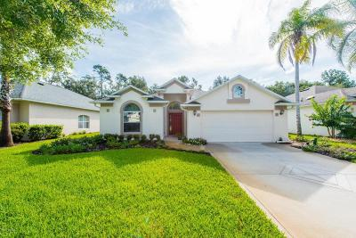 Ormond Lakes Single Family Home For Sale: 61 Timucuan Drive