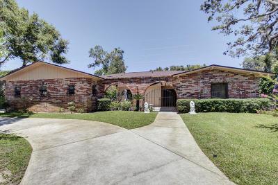 Tomoka Oaks Single Family Home For Sale: 5 Pebble Beach Drive