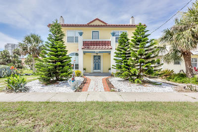 Daytona Beach Single Family Home For Sale: 494 Seaview Avenue