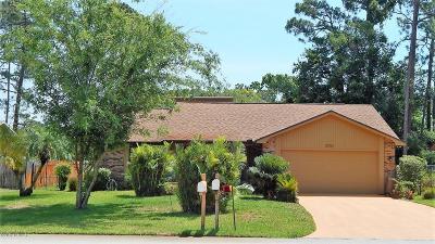 New Smyrna Beach Single Family Home For Sale: 2505 Milton Avenue
